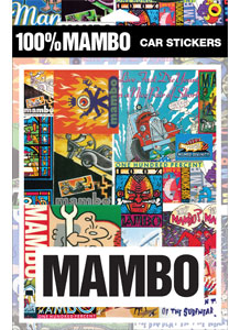 Stickers Mambo Montage