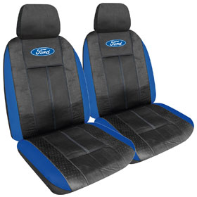 Car Seat Cover Ford Leather Look